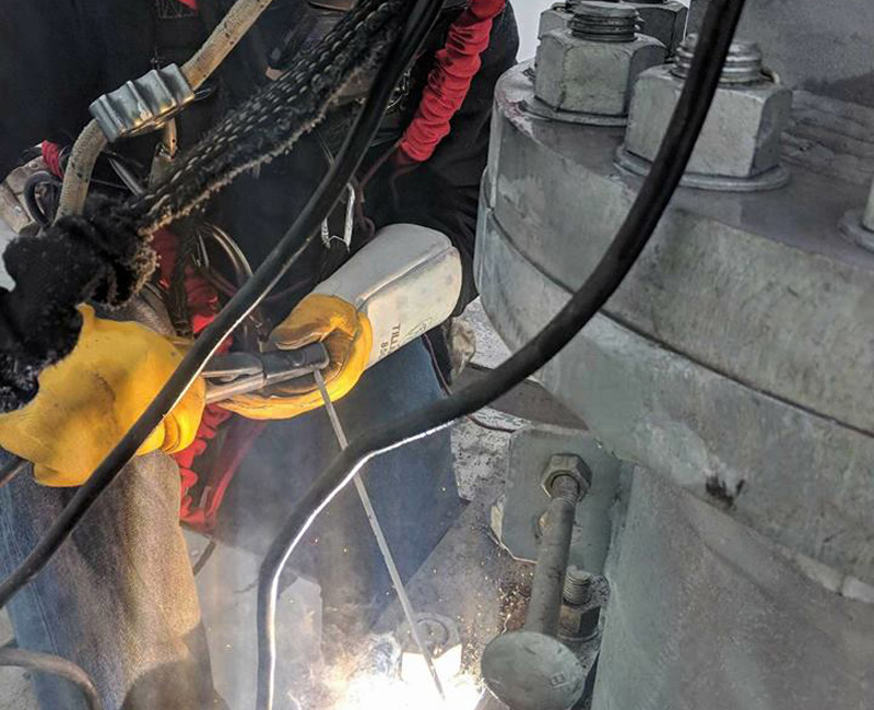 Elevated Certified Welding