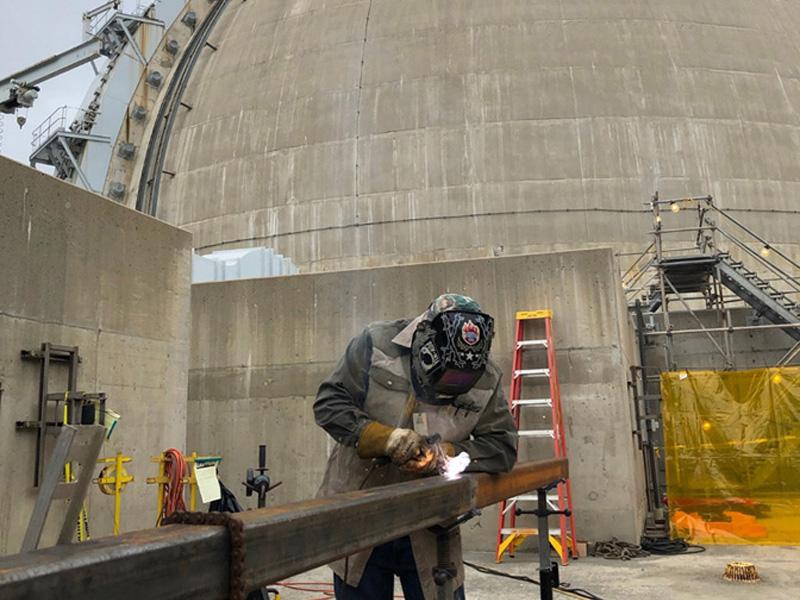 Nuclear Certified Welding