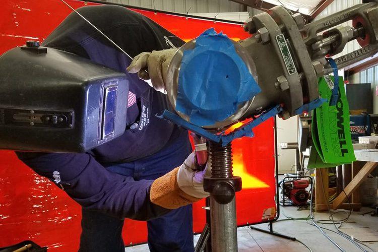 Finishline Welding Certified Welding Nuclear